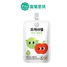 Freshbell富樂思貝 蘋果高麗菜汁 寶寶果汁(NFC 果汁非濃縮還原汁)(100ML)