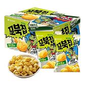 【現貨】好麗友烏龜玉米脆片 136公克 X 6包