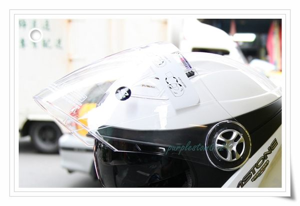 ASTONE安全帽,DJ10C/MJ617/MJS專用鏡片(透明)
