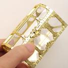 婚禮小物DIY.金色復古百寶箱(小號7.4*5.2*5賣場)