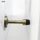 門碰免打孔 室內衛生間房門防撞門擋門阻橡膠門吸限位器門頂新款 快速出貨