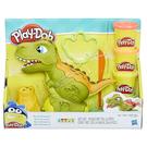 黏土 培樂多Play-Doh 創意DIY黏土 暴龍遊戲組 E1952