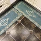 廚房地墊 簡歐廚房地墊防油長條腳墊防滑吸水門口門墊家用臥室床邊地毯 皇者榮耀3C