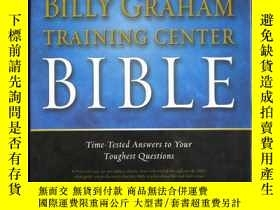 二手書博民逛書店The罕見Billy Graham Training Cente