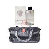 藍寶堅尼 LAMBORGHINI 香水組合(原力覺醒香水75ML+旅行袋)【岡山真愛香水化妝品批發館】