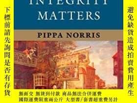 二手書博民逛書店Why罕見Electoral Integrity MattersY364682 Pippa Norris Ca