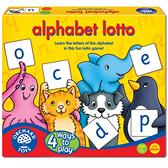 【英國 Orchard Toys】OT-083 兒童桌遊-語言學習 字詞學習4合1 ALPHABET LOTTO