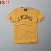 AF Abercrombie & Fitch A&F A & F 男 當季最新現貨 T-SHIRT AF R671