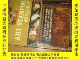 二手書博民逛書店ART罕見STAMPING WORKSHOPY5763 PAGE