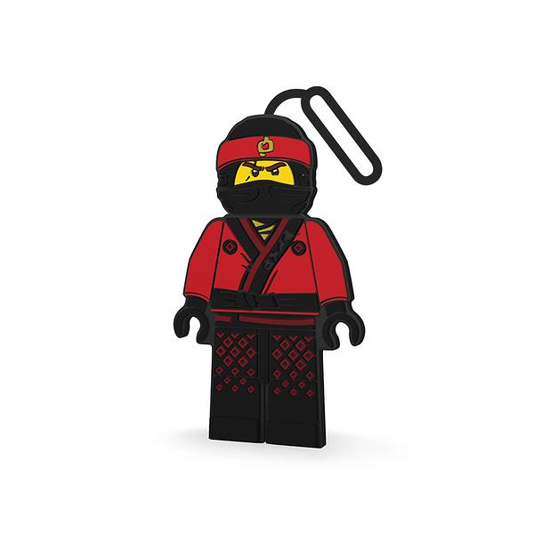 【LEGO】忍者電影凱忍者行李吊牌