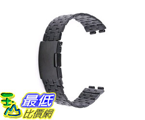 [美國直購] 錶帶 Xiemin Stainless Steel Metal Bracelet Strap Watchband for Pebble Steel Smart Watch B00LTPPN3E