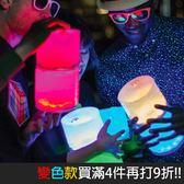 美國LUCI 世界首款 新款太陽能防水手提燈 露營燈 元宵必備燈 太陽能神燈-變色款(HOME)