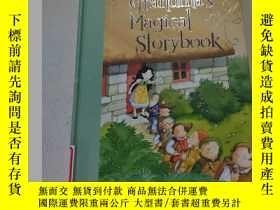 二手書博民逛書店Grandma s罕見magical storybook:奶奶的魔法故事書Y212829