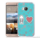 ✿ 3C膜露露 ✿【貓愛魚*硬殼】HTC ONE ME手機殼 手機套 保護套 保護殼