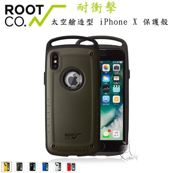【A Shop】ROOT CO. iPhoneXs/X Shock Resist Pro 耐衝擊防撞保護殼