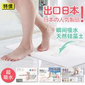 高密度版『 三代版 』現量優惠 日本超夯 珪藻土地墊 地墊 矽藻土 腳墊 硅藻土【庫奇小舖】
