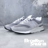 NEW BALANCE 997 NB  灰麂皮 反光Logo 情侶鞋 男女(布魯克林) 2018/12月 CM997HCA