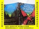 二手書博民逛書店How罕見to break a dragon s heart如何讓龍心碎Y212829