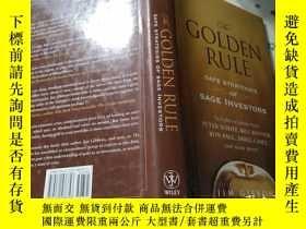 二手書博民逛書店The罕見Golden Rule: Safe Strategie