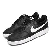 Nike 休閒鞋 Court Vision LO 黑 白 男鞋 基本款 運動鞋 【ACS】 CD5463-001