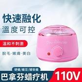 110V臺灣電壓 臘療機 熱蠟除毛器 蜜蠟除毛 熱蠟機 融蠟機 私密除毛 蠟豆 全身除毛