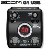 【非凡樂器】ZOOM G1USB 吉他綜合效果器 / USB介面 / 贈變壓器&導線 公司貨保固