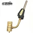 【All Splendid】 黃罐 高溫工業用悍槍 自動點火噴槍(不含瓦斯罐) 維修噴工業維修銅管維修 MB-02