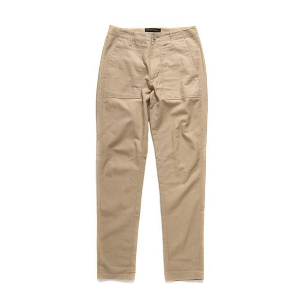Deus Ex Machina Harris Fatigue Pant 長褲-男(卡其)