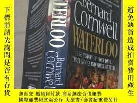 二手書博民逛書店Waterloo:罕見The History of Four D