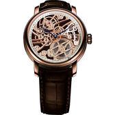 AEROWATCH 精湛文藝手動上鍊機械腕錶-45mm A50931RO01