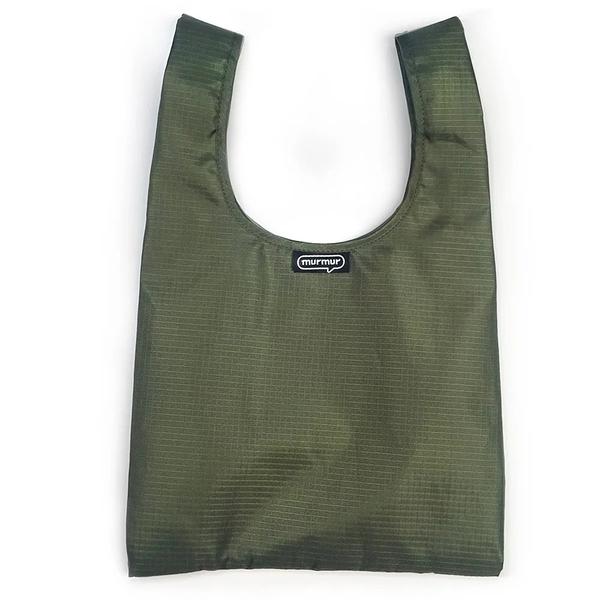 ﹝二代﹞murmur 橄欖綠 便當袋 購物袋 手提袋 飲料袋 隨身購物袋 小購物袋 外出袋