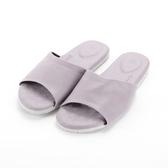 HOLA 健康機能乳膠拖鞋 藕紫 XL