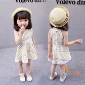 洋裝1女童2連身裙公主3夏裝4歲女寶寶夏裙2018新款正韓超洋氣歐美裙子全館免運