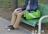 旅行袋運動包健身包男圓桶包旅行包手提包小行李包女運動單肩包定做  海角七號