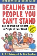 二手書《Dealing with People You Can t Stand: How to Bring Out the Best in People at Their Worst》 R2Y 0071379444