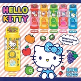全套6款【正版授權】Hello Kitty 水果扭蛋機 扭蛋 轉蛋 凱蒂貓 迷你轉蛋機 扭蛋機 - 701482