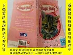 二手書博民逛書店Magic罕見Molly The Clever Little Kitten:神奇的小貓咪莫莉Y200392