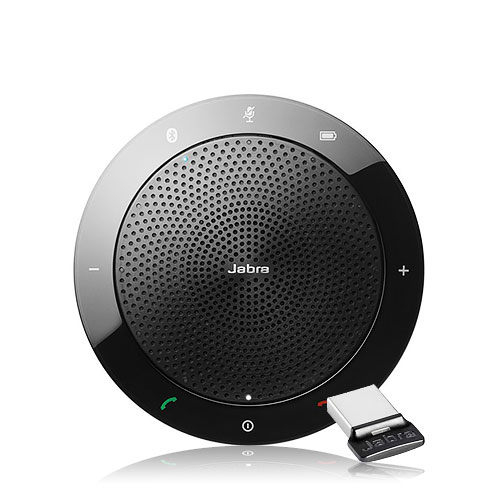 Jabra 捷波朗 SPEAK 510+ MS Bluetooth 藍芽 會議 電話 麥克風 揚聲器 會議機 (環保包裝)