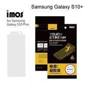 【iMos】Samsung Galaxy S10+ (6.3吋)霧面電競螢幕保護貼 電競專用 極滑 抗污 防反光