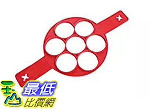 [106 美國直購] Non Stick Flippin Pancake Maker 鬆餅器 餅乾器 (_i04)