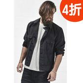 OneTeaspoon 牛仔夾克  MR. AUSTIN JACKET -  男 (黑)