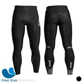 【ZOOT】男款 肌能壓縮 排汗透氣 路跑運動長褲