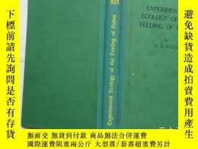 二手書博民逛書店EXPERIMENTAL罕見ECOLOGY OF FISHES(
