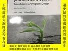 二手書博民逛書店Java罕見Software Solutions Foundations of Program DesignY