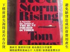 二手書博民逛書店Red罕見Storm Rising (24開精裝,英文原版《紅色