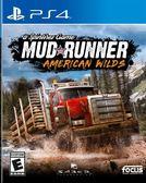 PS4 越野飛馳:泥濘奔馳 美洲荒野版(美版代購)