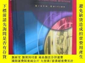 二手書博民逛書店Advanced罕見Electronic Communications Systems (Sixth Editio