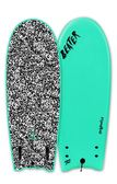 CATCH SURF 5'4 BEATER TWIN FIN 雙舵軟式衝浪板 - 湖水綠 / Tiffany 藍