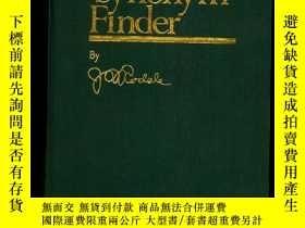 二手書博民逛書店The罕見synonym finder英語同義詞詞典(英文版)Y