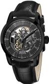 epos Sophistiquee  暢銷款3423.139.25.15.25FB阿波羅鏤空機械腕錶黑41mm